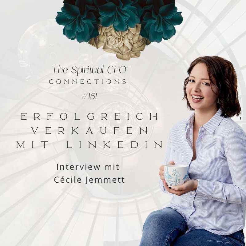 SpiritPreneur #151: Interview mit Cécile Jemmett